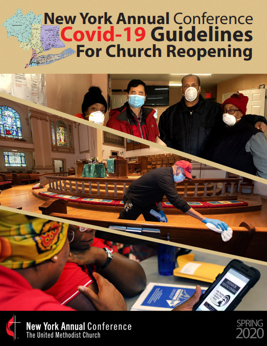 NYAC covid 19 church reopen guidelines cover