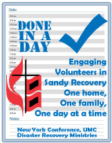 NYAC - Disaster Ministries - Done in a Day
