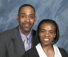 Rev. Cedric Johnson