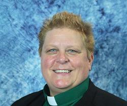 Pastor Christine Lindeberg