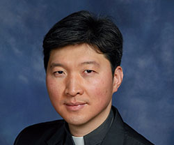 Rev. Jung Ung Moon