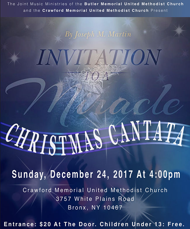 Invitation To A Miracle Bronx Crawford Memorial