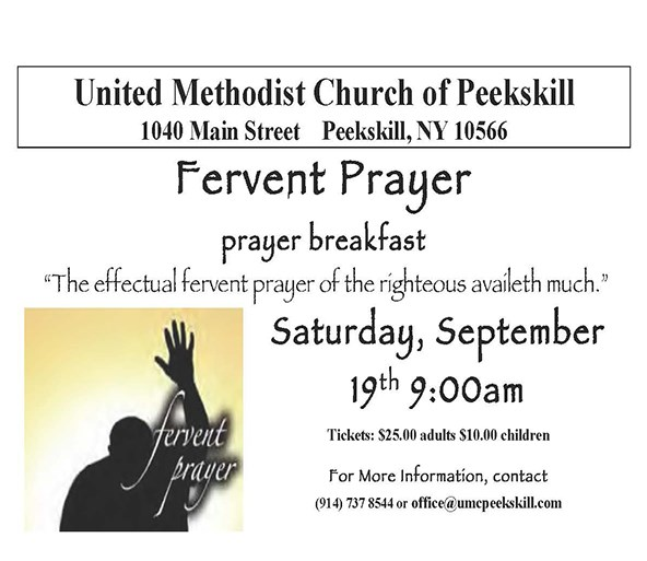 Fervent Prayer (Peekskill)