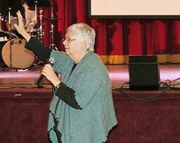 Rev. Ann Pearson