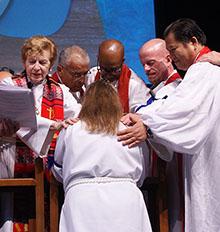 NYAC 2014 Ordination Dickinson