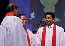 NYAC 2014 Ordination Yi