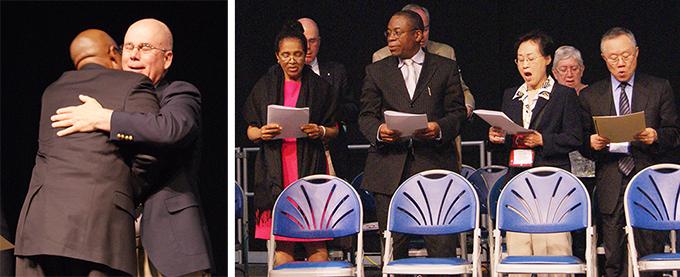 NYAC 2014 Retirement Ceremony