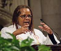 Rev. Adrienne Brewington