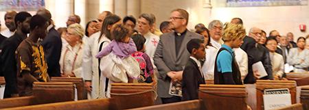 McLee funeral - diversity
