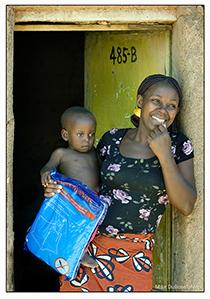 Imagine No Malaria Advent Cards