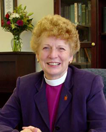 Bishop Jane Allen Middleton